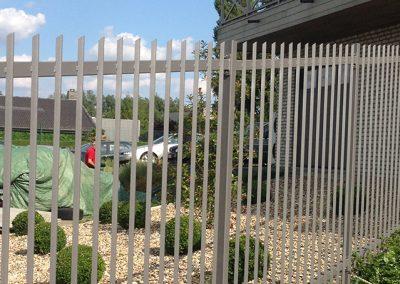 banner hekken