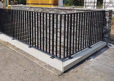 Aluminium maatwerk borstwering